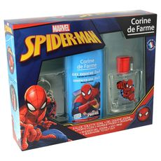 SPIDERMAN Spiderman coffret eau de toilette +gel douche +porte clé