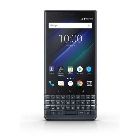 BLACKBERRY Smartphone - Key² -  32 Go - 4.5 pouces - Gris - 4G