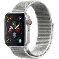 APPLE Montre connectée - Watch Series 4 - GPS + Cellular - Etanche - Aluminium et Argent - Ecran 40mm