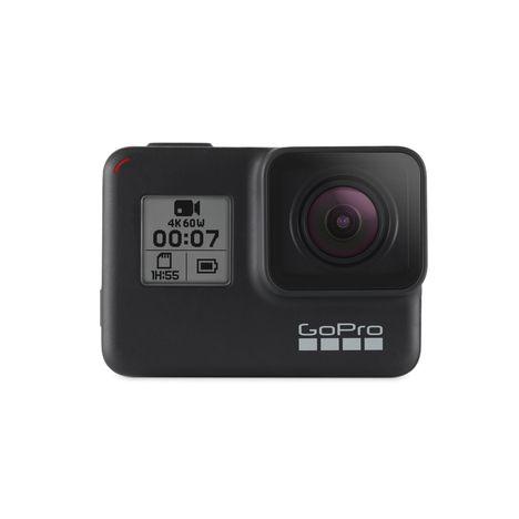 GOPRO Caméra sport - 4K - HERO 7 - Noir