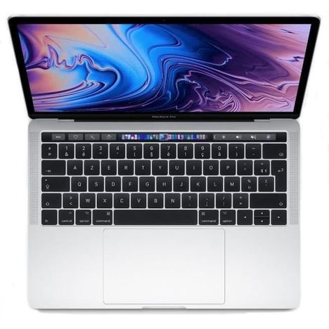 APPLE Ordinateur portable MacBook Pro MR9U2FN/A - 256 Go - 13.3 pouces - Argent
