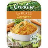 Créaline purée de carottes 2x200g