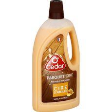 O'Cedar nourrissant parquet cire 1l