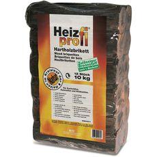 Heiz profi Briquettes de bois compressés x12 10kg