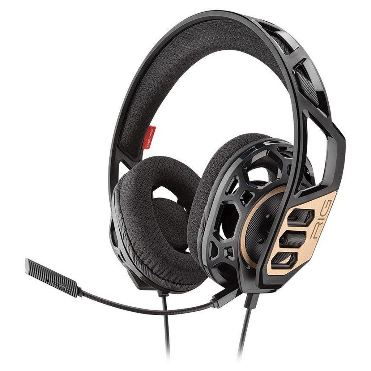 Casque RIG300  - Noir