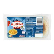 AUCHAN Muffins nature 245g