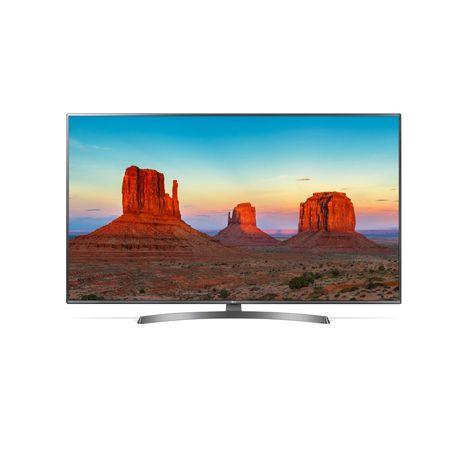 LG 65UK6750PLD TV LED 4K Ultra HD 164 cm HDR Smart TV Métallique