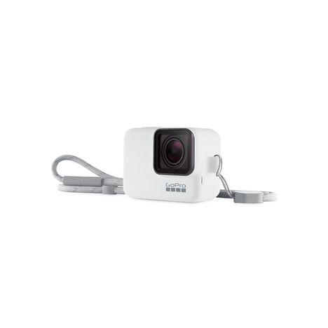 GOPRO Protection caméra de sport - Sleeve Blanc + cordon