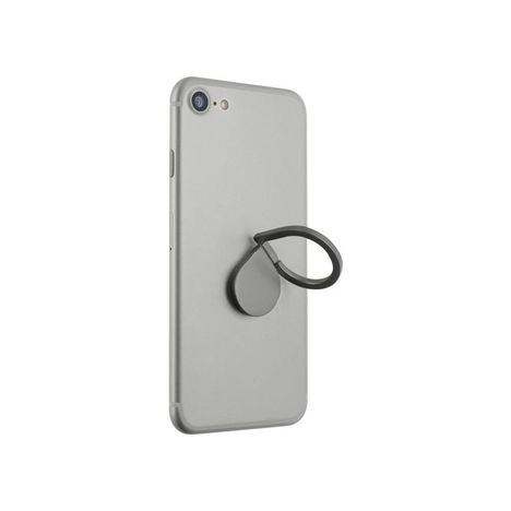 BIGBEN Anneau rotatif pour smartphone - Gris
