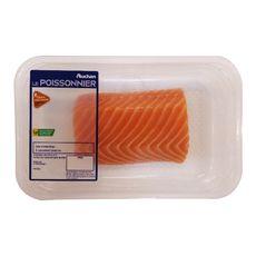 Le Poissonnier coeur de saumon 200g
