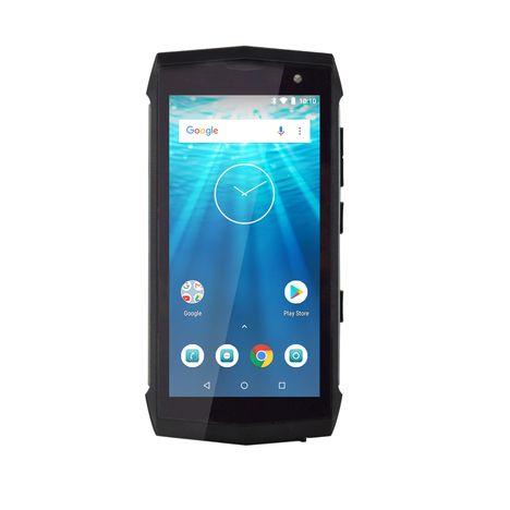 QILIVE Smartphone - Q10 Rugged Phone - 16 Go -  5 pouces - Noir