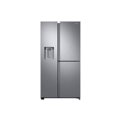 SAMSUNG Réfrigérateur multi-portes RS68N8671SL, 398 L, Froid ventilé