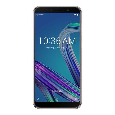 ASUS Smartphone - Zenfone Max Pro M1 - 32Go - 5.9 pouces - Argent