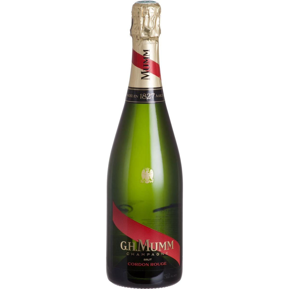 AOP Champagne brut Cordon rouge