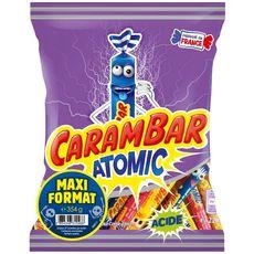 CARAMBAR Carambar Assortiment bonbons atomics maxi format 354g 354g
