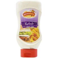 BARAKAFRITES Barakafrites Sauce Kebab samourai 500ml 500ml