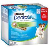 Purina One Purina Dentalife friandises batônnets hygiène dentaire pour petit chien x49