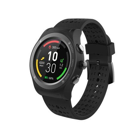 BLAUPUNKT Montre connectée - BLP5600 - GPS Multisport - Noir