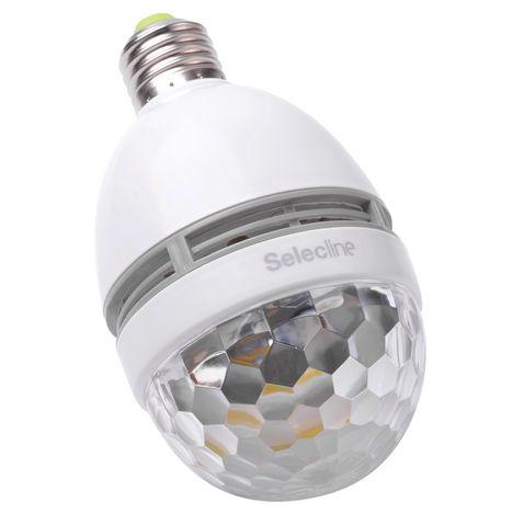 SELECLINE Ampoule disco light
