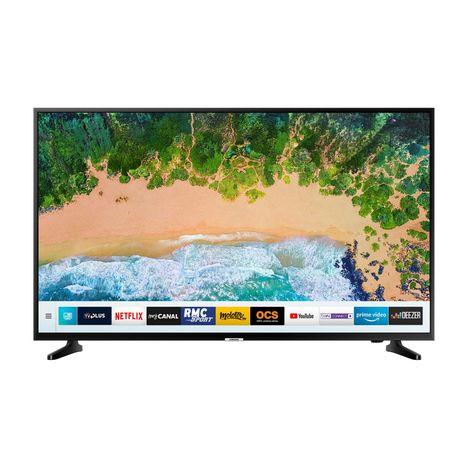 0d66eeb9a25 UE55NU7026 TV LED 4K UHD 138 cm Smart TV SAMSUNG pas cher à prix Auchan