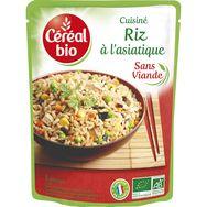 Céréal Bio riz asiatique doypack 220g
