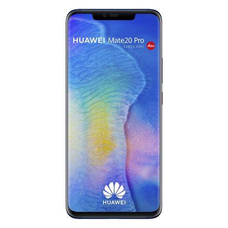 HUAWEI Smartphone - MATE 20 Pro - 128 Go - 6.39 pouces - Bleu - Double SIM - 4G