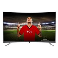 5ac5e3490f2 55UD6686 TV LED 4K UHD 139 cm HDR Smart TV Incurvé Anthracite THOMSON pas  cher à prix Auchan