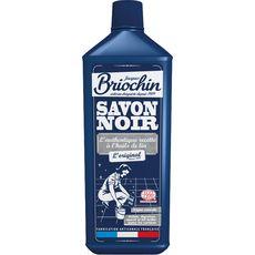 BRIOCHIN Savon noir liquide écologique 1l