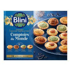 BLINI Blini coffret monde x36 -505g