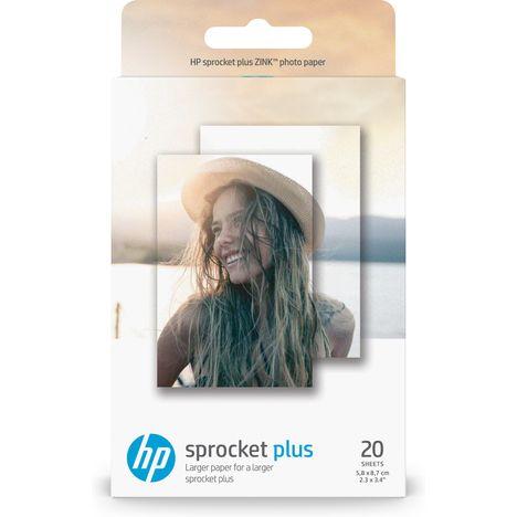 HP Papier photo instantané ZINK Sproket Plus