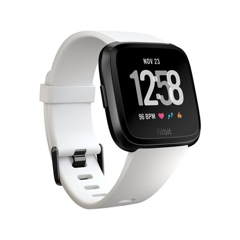FIT BIT Montre connectée - Versa - GPS - Blanc - S/L