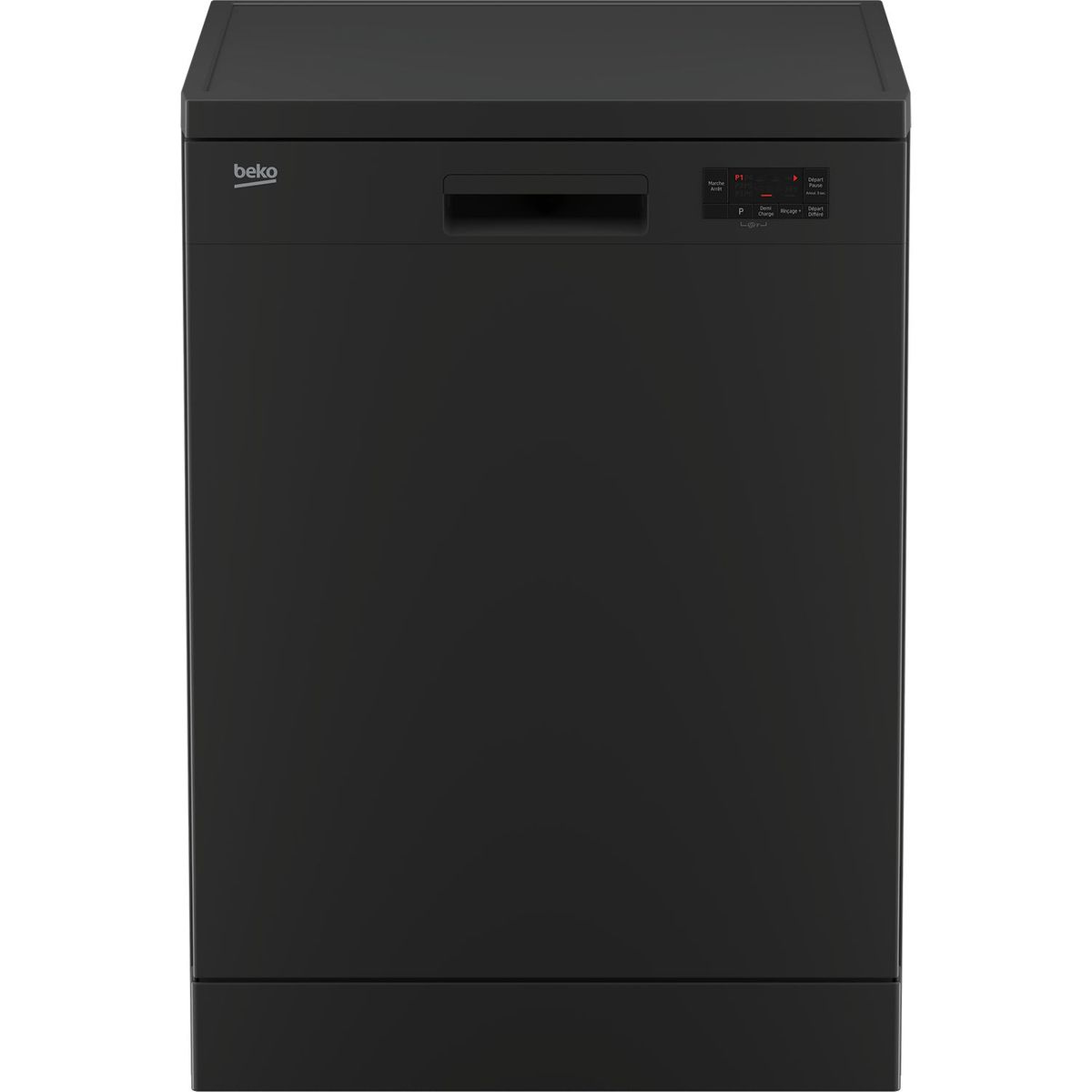 Lave-vaisselle pose libre DFN15320A, 13 couverts, 60 cm, 47 dB, 5 programmes