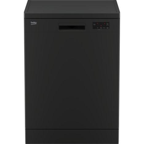 BEKO Lave-vaisselle pose libre DFN15320A, 13 couverts, 60 cm, 47 dB, 5 programmes