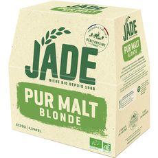 Jade bière bio 4,5° -6x25cl
