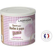 LAGRANGE Sucre à Barbe à Papa - parfum fraise  - 380007