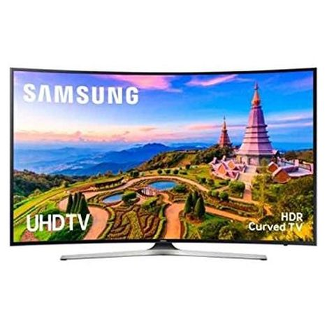 81e62a5b1fc UE55MU6205 TV LED 4K UHD 140 cm Smart TV Incurvé SAMSUNG pas cher à ...