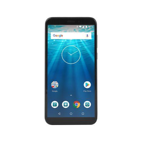 QILIVE Smartphone - Q10S6 - 16 Go - 6 pouces - Noir - Double SIM - 3G