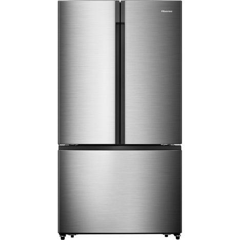 HISENSE Réfrigérateur américain multiportes RF715N4AS1, 528 L, Froid ventilé