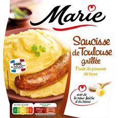 Marie saucisse de Toulouse purée 290g