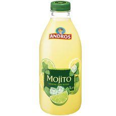 Andros mojito sans alcool 1l