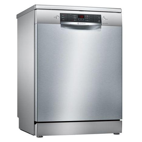 BOSCH Lave-vaisselle Pose libre SilencePlus SMS46AI01E, 12 Couverts, 60 cm, 46 dB, 6 Programmes