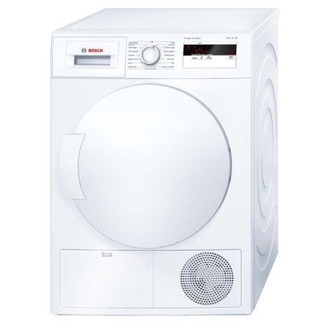 BOSCH Sèche linge porte pleine WTH83001FF, 7 Kg, Condensation, Pompe à chaleur