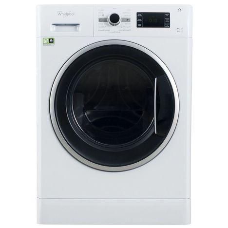 WHIRLPOOL Lave-linge séchant hublot WWDC9716, 9 Kg Lavage, 7 Kg Séchage, 1600 T/min, Condensation