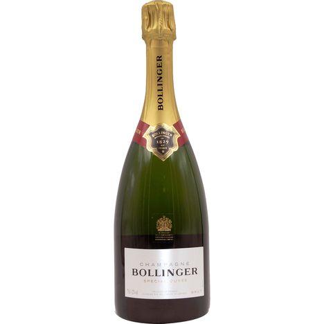 SANS MARQUE AOP Champagne brut cuvée spéciale