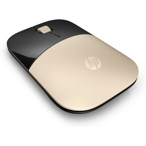 HP Souris sans fil Z3700 - Doré