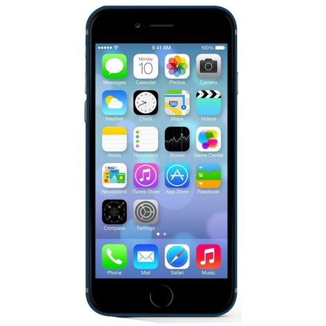 APPLE iPhone 6 - Reconditionné Grade A++ - 16 Go - 4.7 pouces - Bleu - 4G - Remadeinfrance
