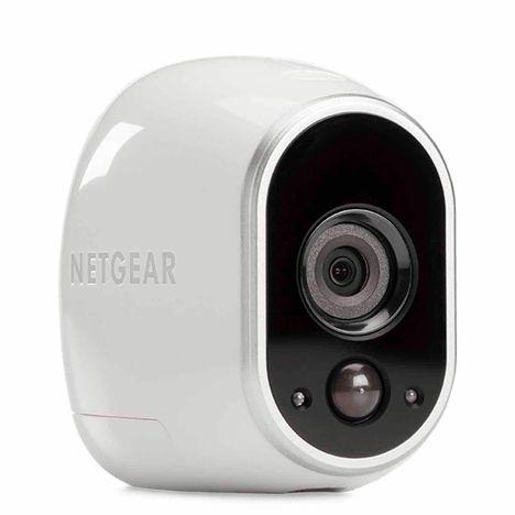 ARLO Caméra de surveillance - Wifi - Sans fil - Intérieur/extérieur - Infra-rouge - VMC3030