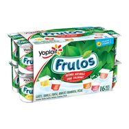 Frulos yaourts aromatisés panachés 16x125g