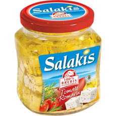 SALAKIS Salakis fromage tomate et romarin bocal 300g