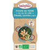 Babybio bols épinard 400g dès 8 mois